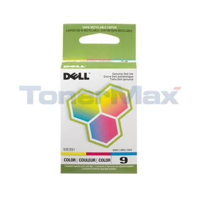 DELL 926 SERIES 9 PRINT CARTRIDGE COLOR
